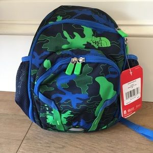 North Face Kids backpack NWT
